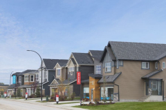 Front Garage Showhome Parade