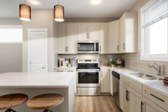 Homes by Avi Townhome Showhome
