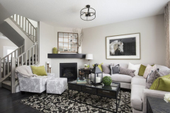 Shane Homes Front Drive Showhome